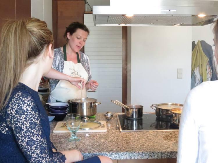Scottish Lunch - Fiona Lynne