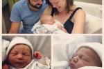 The birth of Kaya Grace