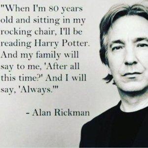 rickmanalways