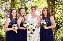 Bridesmaids Hair and Makeup: Fiona Neal and Beth Fothergill Bride Hair and Makeup: Beth Fothergill