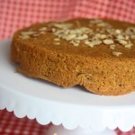 Sweet Potato Spice Cake (Gluten and Dairy Free)