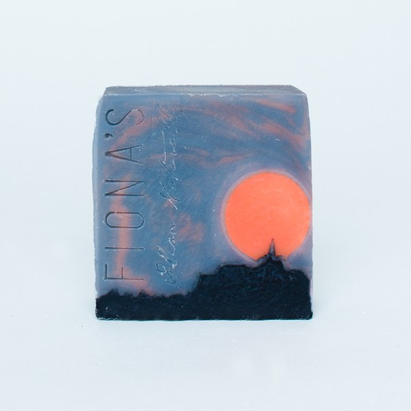Lavendar Vancouver Timeline - Ingredients are: Olive Oil, Coconut Oil, Castor Oil, Sodium Hydroxide, Water, Lavender Fragrance Oil, Activated Charcoal, Colorant This soap is a delicate scent of fresh lavender. Activated Charcoal in these soaps absorb toxins by drawing impurities and dirt from the skin