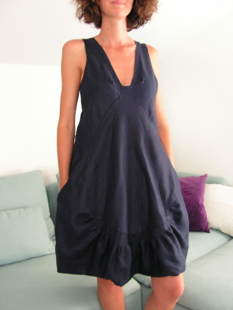Robe En Lin Chic