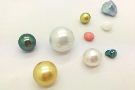 様々な真珠たち