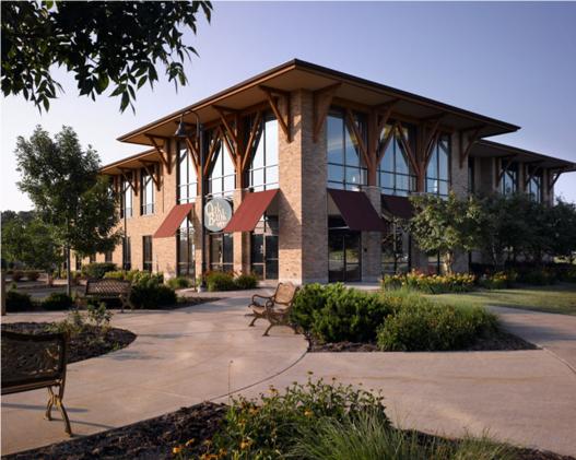 Oak Bank exterior