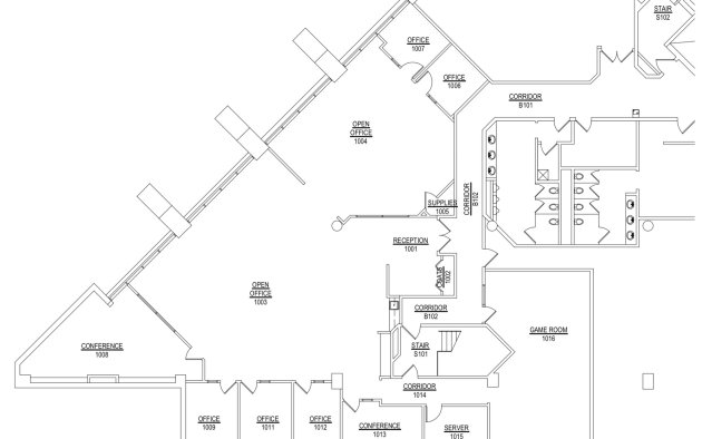 Verex Plaza B2200 Unit Plan