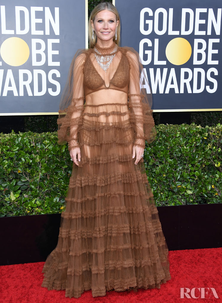 Gwyneth Paltrow golden globe 2020