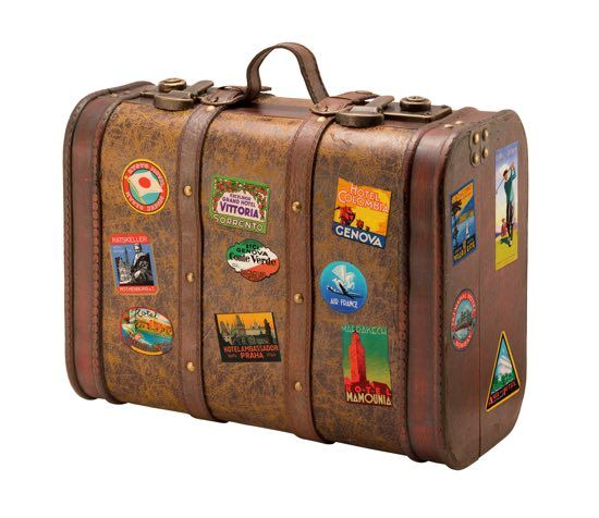 guida gratuita valigia mare