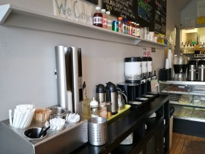 Coffee and beverages