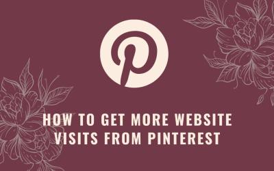 Get More Website Visits from Pinterest