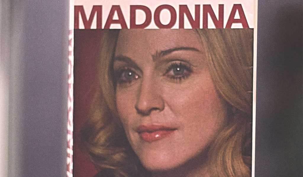 Madonna uma biografia íntima