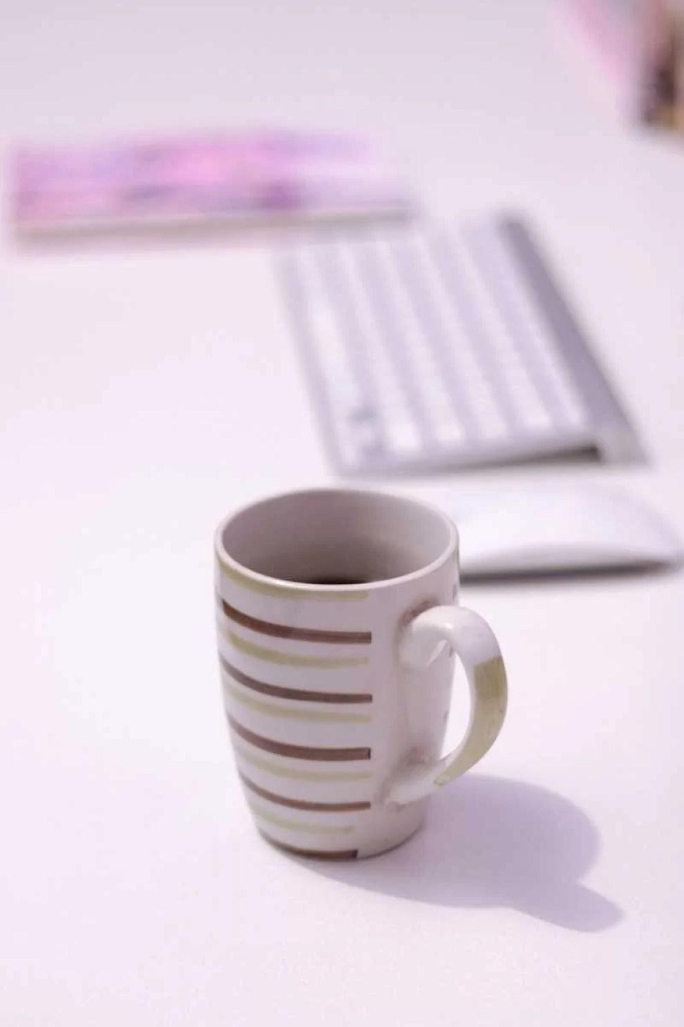 Café preto coado