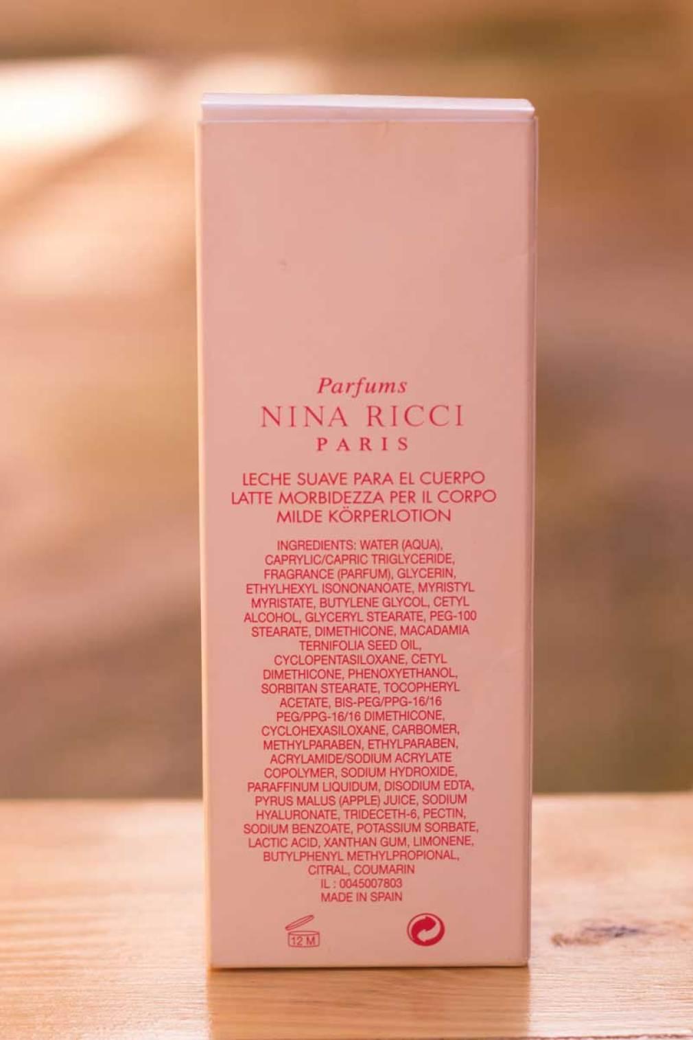 Creme Nina Ricci
