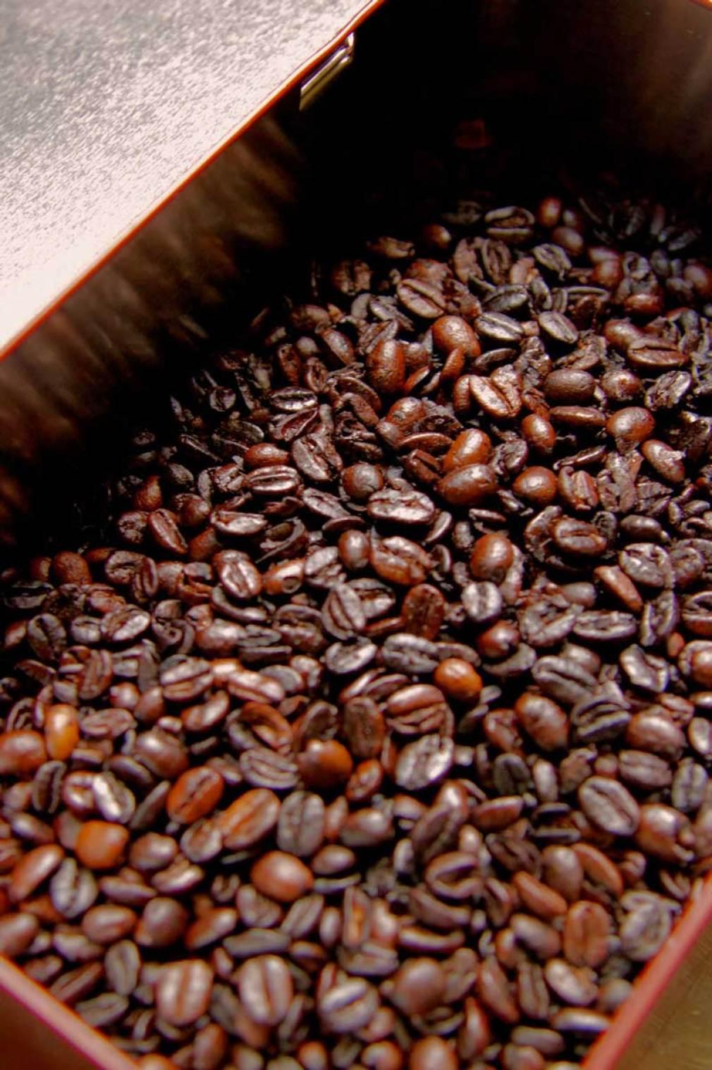 Café torrado em casa