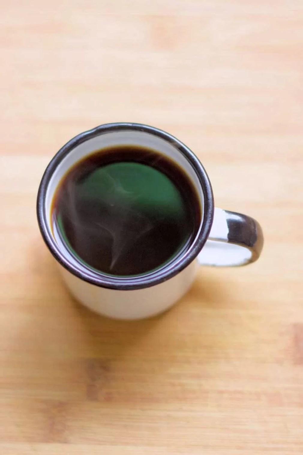 Como torrar café em casa