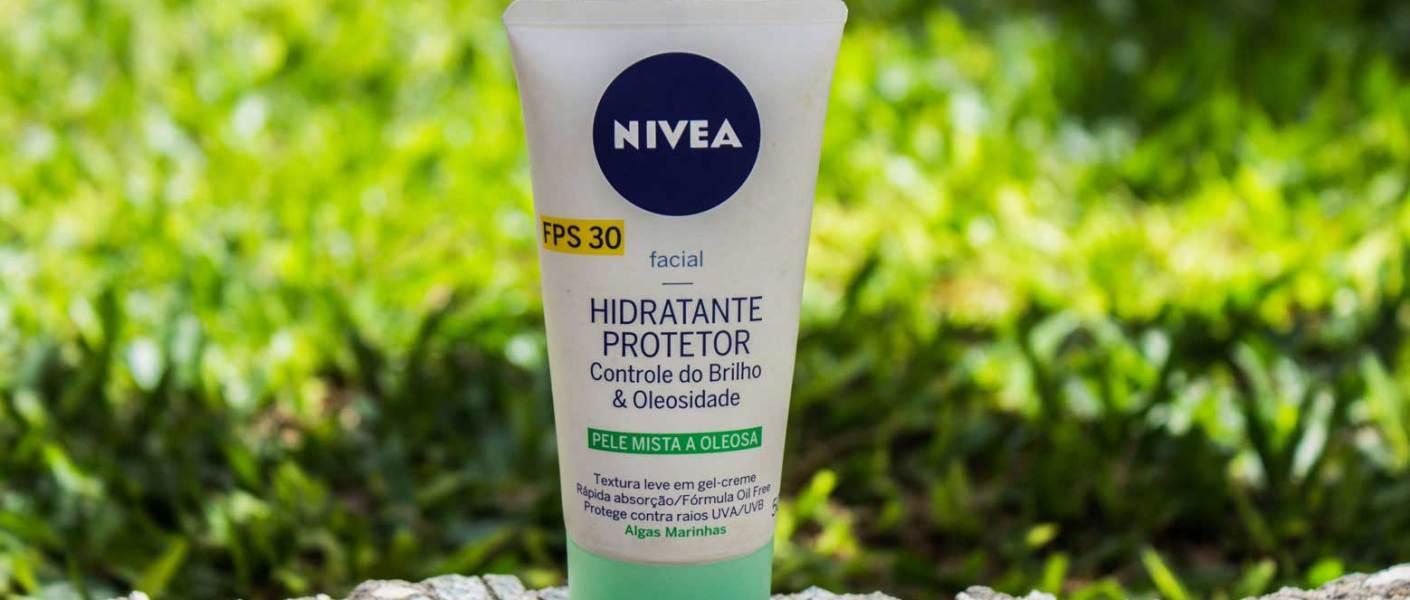 Hidratante e Protetor Nivea