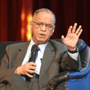 An Evening with Mr. N. R. Narayan Murthy : 10-April-2018