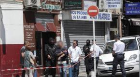Bijoutier de Nice: reconstitution du braquage sous haute surveillance