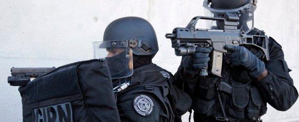 LE GIPN (Groupe d'Intervention de la Police Nationale)