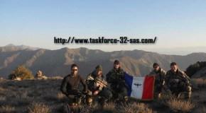 Task Force 32 – SAS en Afghanistan