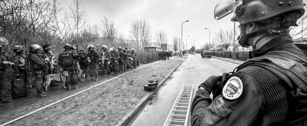 Les gendarmes du GIGN en images