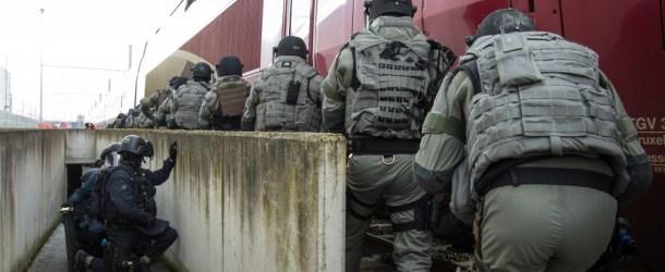 «Forces Spéciales contre la terreur» de Judith Grohmann