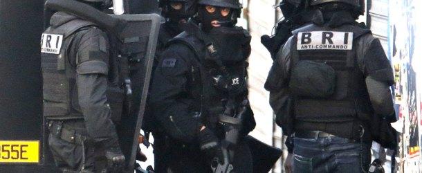 Paris : fausse alerte terroriste aux Halles après un appel téléphonique