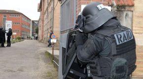 Le RAID interpelle un islamiste présumé à Pamiers