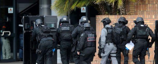 Pau: simulation d'attentat et de prise d'otages