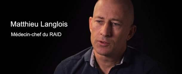 Le médecin-chef du RAID, Matthieu Langlois, menacé de sanction
