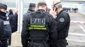 Opération anti-terroriste à Belfort: un homme placé en garde à vue