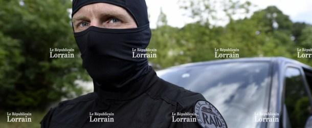 RAID Lorraine: « On veut des gars qui en ont dans la tête »