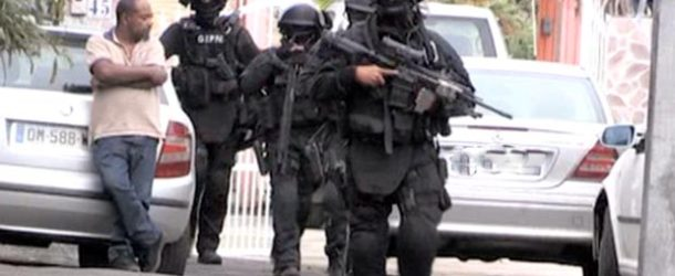Plaine-St-Paul : opération du GIPN, un homme dangereux recherché