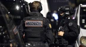 Le RAID donne l'assaut pour déloger un homme qui menaçait de se faire sauter à Vaulx-en-Velin