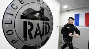 Le Ministre de l'Intérieur inaugure les locaux du RAID