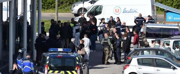 Attaques terroristes dans l'Aude: Trois morts, le suspect abattu… Ce que l'on sait de la prise d'otages à Trèbes