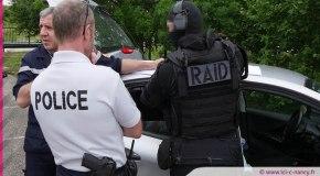 Attaque terroriste au Zénith de Nancy : les forces de sécurité en exercice