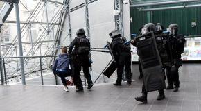 Le scénario d'une tuerie de masse en exercice à Rodez