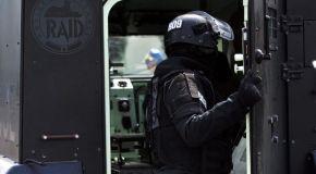 Le RAID intervient dans le parc du château de Rambouillet pour empêcher un suicide