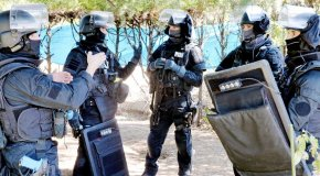 Près de Béziers : à Corneilhan, un homme se serait suicidé lors d'un assaut des policiers du RAID
