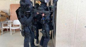 En immersion chez les gendarmes de l'antenne GIGN de Tours