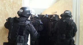Castres : Importante opération de police au camp de gens du voyage de la Vivarié