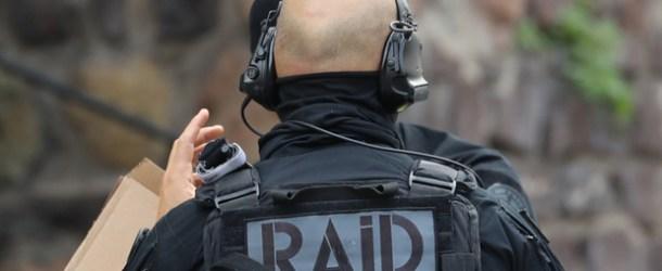 Une opération antiterroriste en cours en plein cœur d'Épinal