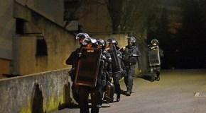 Incendie de la fourrière à Planoise : le RAID et la BRI interpellent des suspects