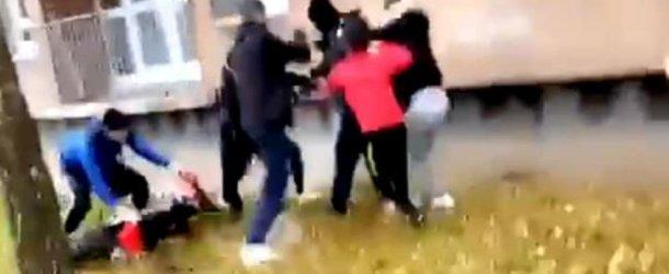 Policiers agressés à Marly : huit suspects interpellés