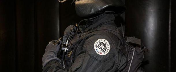 Melun : une centaine de policiers dont le RAID à l'assaut d'un point de deal