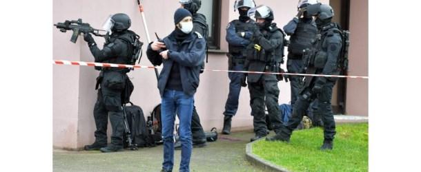 Haguenau : Le RAID interpelle un homme « armé » retranché chez lui