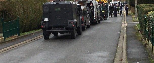 Écaillon : Une quinquagénaire se barricade chez elle, le RAID mobilisé
