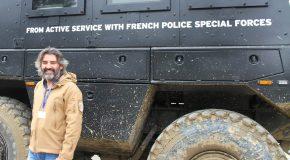 Interview «Plastick», officier  à la BRI PP