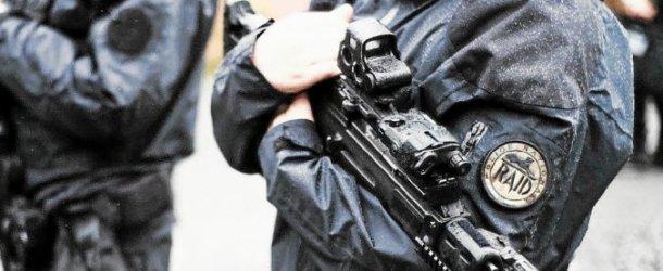 Violences sur des policiers : le RAID interpelle un homme à Saint-Brieuc